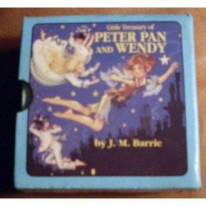 9780517067185: Little Treasury of Peter Pan (6 Volumes Set)