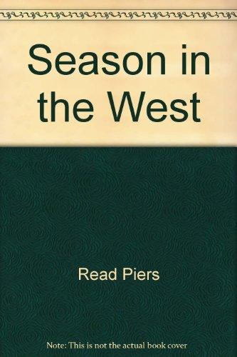 9780517067550: Season in the West