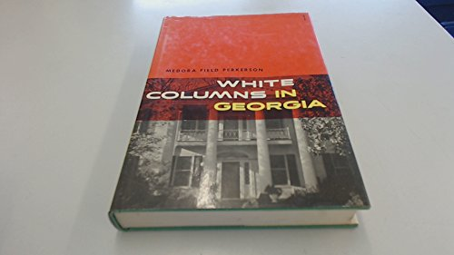9780517067734: White Columns In Georgia
