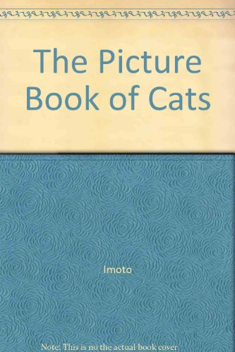 9780517067987: The Picture Book of Cats