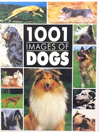 1,001 Images of Dogs: A Visual Encyclopedia: Rh Value Publishing