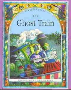 9780517069721: The Ghost Train (Timeless Tales)