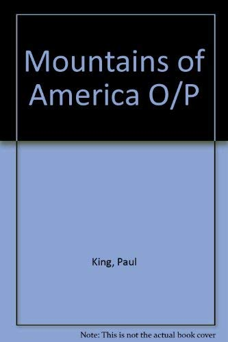 9780517069875: Mountains of America