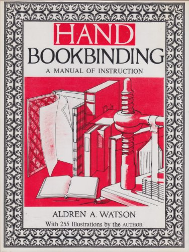 9780517070673: Hand Bookbinding: A Manual of Instruction