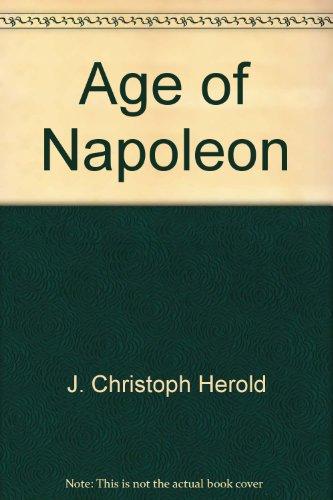 9780517070987: Age Of Napoleon