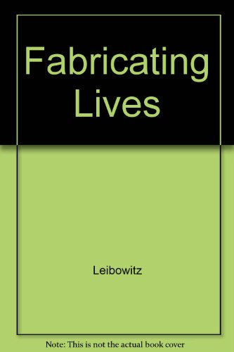 9780517071588: Fabricating Lives