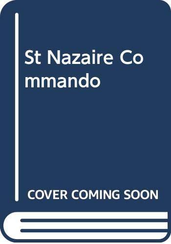 9780517072004: St Nazaire Commando