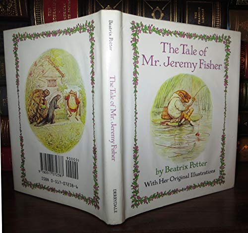9780517072387: The Tale of Mr. Jeremy Fisher (Little Books of Beatrix Potter)
