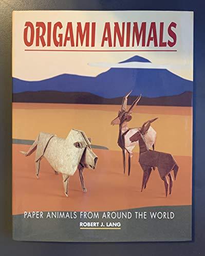 9780517073209: Origami Animals
