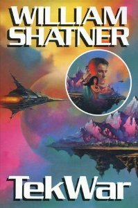 Tekwar (0517074281) by Shatner, William