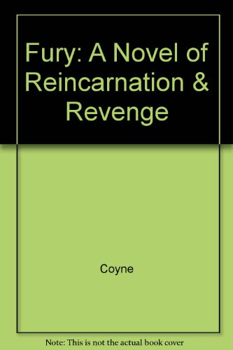 9780517074367: Fury: A Novel of Reincarnation & Revenge