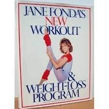 9780517075807: Jane Fonda's New Workout & Weight-Loss Program