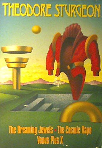 9780517076187: The Dreaming Jewels / The Cosmic Rape / Venus Plus X (Omnibus)