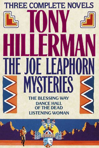 The Joe Leaphorn Mysteries (3 in 1): Hillerman, Tony