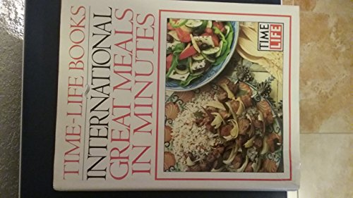 9780517077757: International Great Meals in Minutes