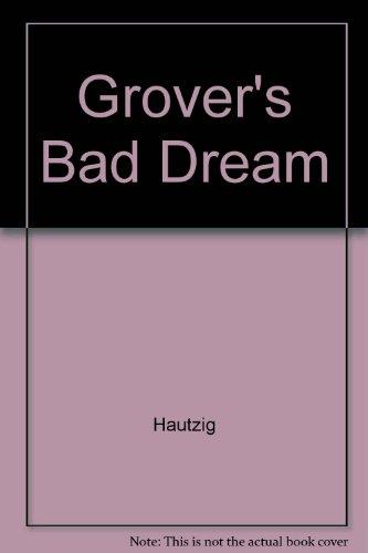9780517078570: Grover's Bad Dream