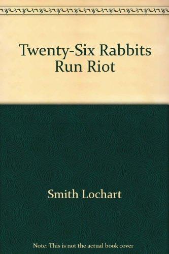 9780517079768: Twenty-Six Rabbits Run Riot