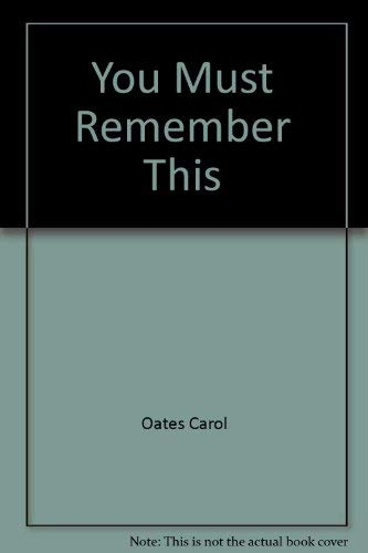 9780517080191: Title: You Must Remember This