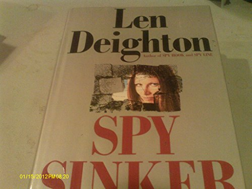 9780517080610: Spy Sinker: A Novel