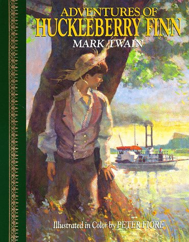 the values from mark twains the adventure of huckleberry finn and william faulkners barn burning Huckleberry finn - morality essay in mark twains' the adventures of huckleberry finn the main character huck  essay on barn burning.