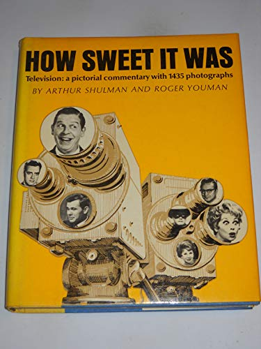 How Sweet it Was: Television- A Pictorial: Roger Youman, Arthur