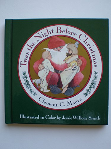 9780517081365: Twas the Night Before Christmas: 6 Vol. Boxed Set