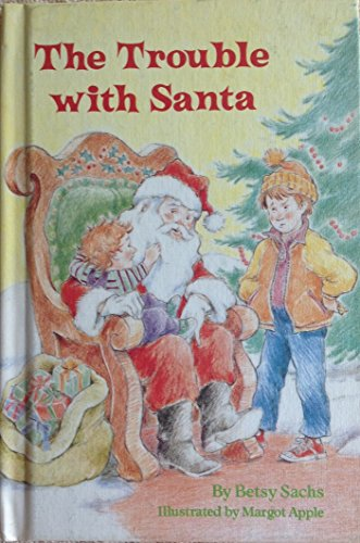 9780517083109: The Trouble With Santa