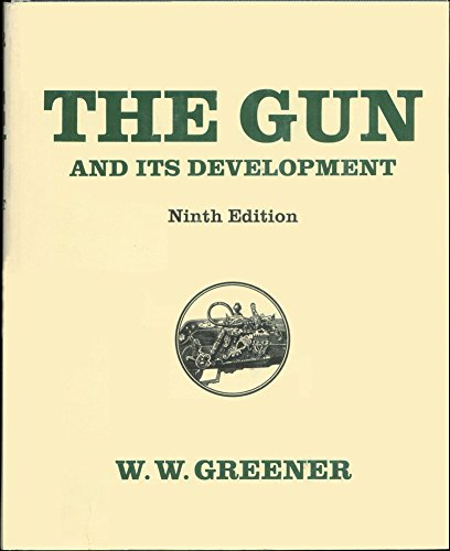 9780517084205: The Gun and Its Development,