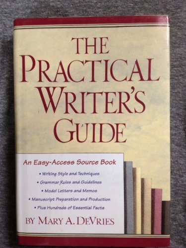 9780517084717: The Practical Writer's Guide