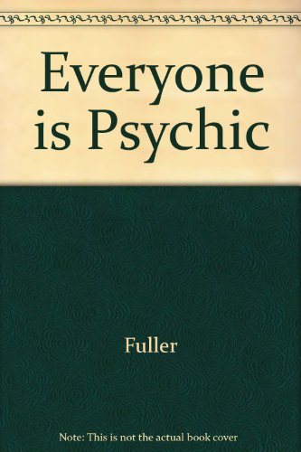 9780517085691: Everyone is Psychic