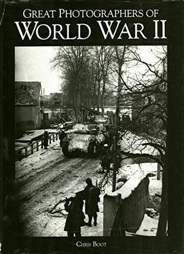 9780517086605: Great Photographers of World War II (American Art Series)