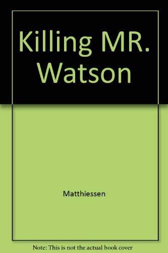 9780517086711: Killing Mr. Watson