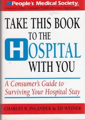 9780517089217: Take This Book to the Hospital With You