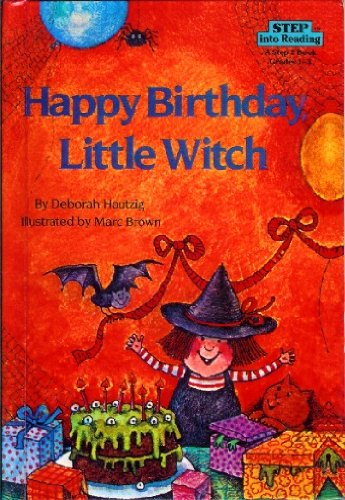 9780517089514: Happy Birthday Little Witch