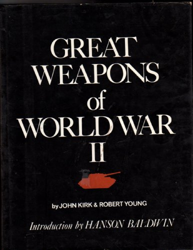 9780517091210: Great Weapons of World War II