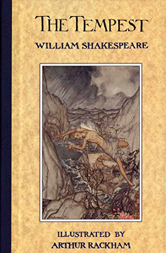 9780517091289: Illustrated Shakespeare: The Tempest
