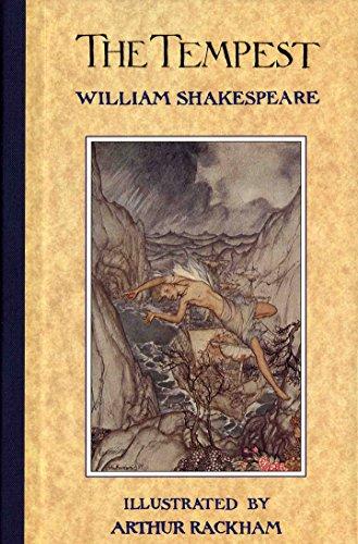 Illustrated Shakespeare: The Tempest: Shakespeare, William