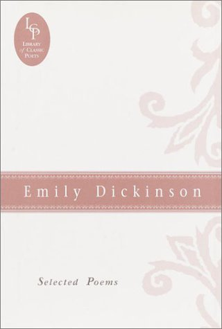 9780517091296: Emily Dickinson: Selected Poems (Library of Classic Poets)