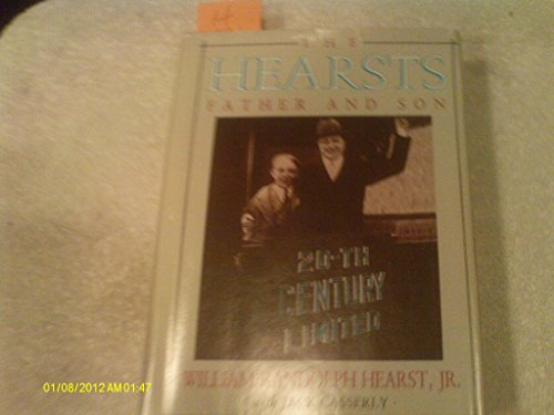 9780517092323: The Hearsts: Father & Son