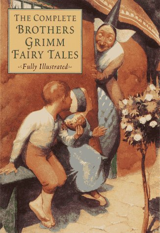 9780517092934: The Complete Brothers Grimm Fairy Tales