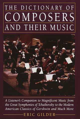 9780517092958: Dictionary of Composers and Their Music