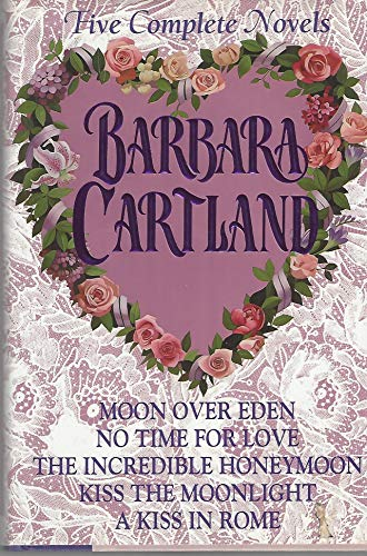 9780517092996: Barbara Cartland: Five Complete Novels