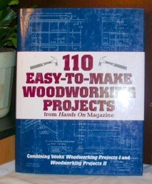 9780517093009: Weekend Woodworker: 110 Easy-to-Make Woodworking Projects