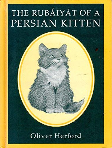 9780517093054: The Rubaiyat of a Persian Kitten