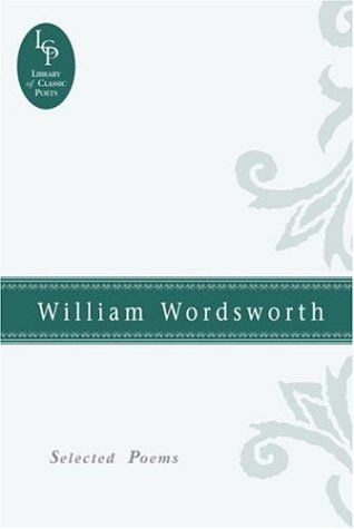 9780517093252: William Wordsworth Selected Poems