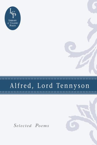 9780517093269: Alfred, Lord Tennyson: Selected Poems