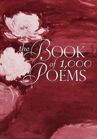 9780517093337: Book of 1,000 Poems