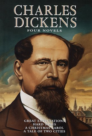 9780517093399: Charles Dickens: Four Novels (Great Expectations; Hard Times; A Christmas Carol; A Tale of Two Cities)