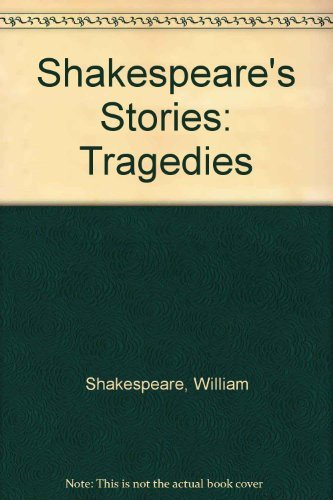 9780517093603: Shakespeare's Stories: The Tragedies