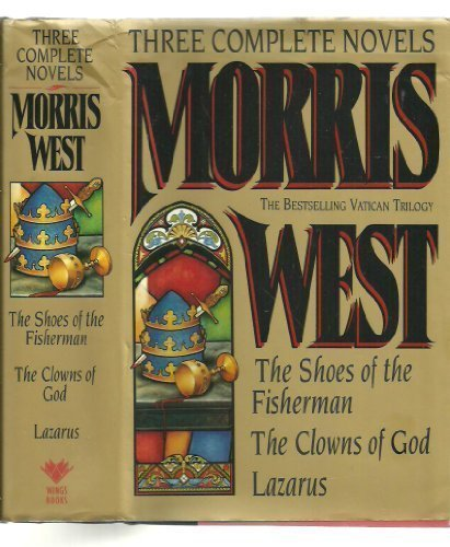 9780517093900: Morris West: The Vatican Trilogy [Three Complete Novels: Wings Bestsellers Fiction]